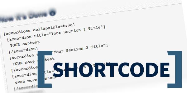 افزودن لیست کشویی کدهای کوتاه shortcodes به ویرایشگر وردپرس